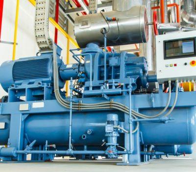 manutenzione impianti frigoriferi industriali