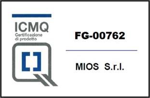 ICMQ Certificazione di prodotto